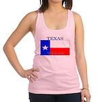 Texas.jpg Racerback Tank Top