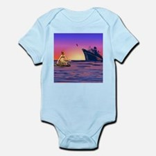 Mermaid at Sunset Infant Bodysuit