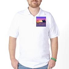 Mermaid at Sunset T-Shirt