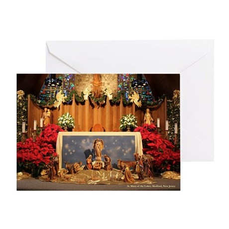 Greeting Card Front Altar
