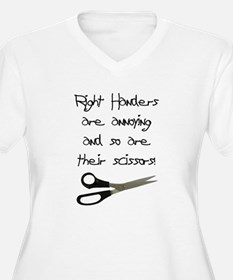 Scissors - Right Handers Are Annoying T-Shirt