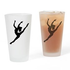 Reach for the stars Drinking Glass