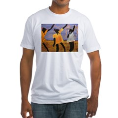 rositatshirt.jpg Fitted T-Shirt