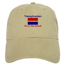 Transylvanian Blood Baseball Cap