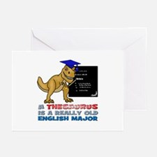 Thesaurus Greeting Cards (Pk of 20)