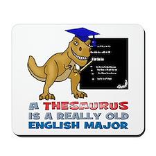 Thesaurus Mousepad