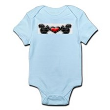 Heart Squirrels Infant Bodysuit