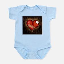 broken Infant Bodysuit