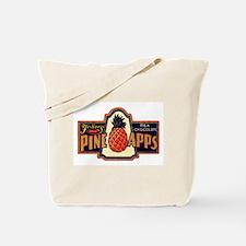 Pine Apps Color Logo Two-SideTote Bag