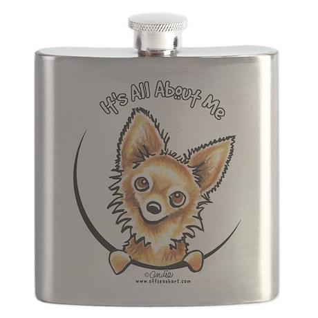 LH Chihuahua IAAM Flask