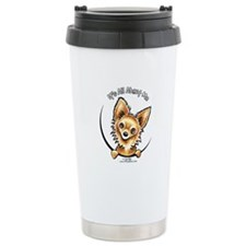 LH Chihuahua IAAM Travel Coffee Mug