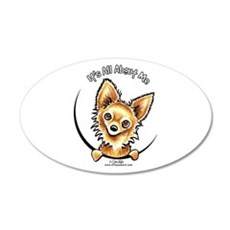 LH Chihuahua IAAM Wall Decal