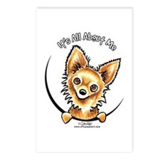 LH Chihuahua IAAM Postcards (Package of 8)