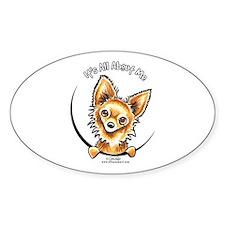 LH Chihuahua IAAM Decal