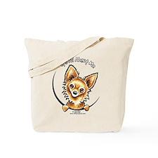 LH Chihuahua IAAM Tote Bag