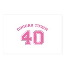 Cougar Town Postcards (Package of 8)