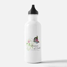 WOF Butterfly Water Bottle