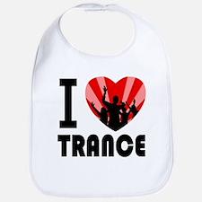 I love Trance Bib
