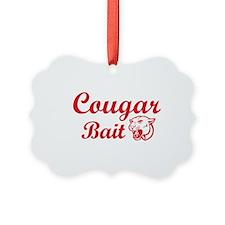 Cougar Bait Ornament