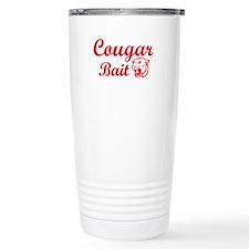 Cougar Bait Travel Mug