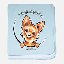 LH Chihuahua IAAM baby blanket