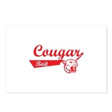 Cougar Bait Postcards (Package of 8)