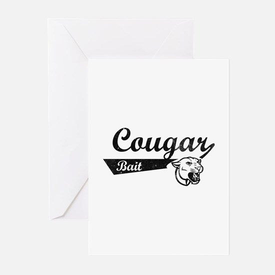 Cougar Bait Greeting Cards (Pk of 10)