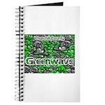 Greenwave Writing Journal