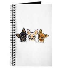 3 Smooth Chihuaha Journal