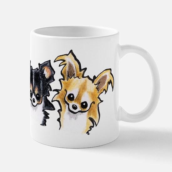 3 L/H Chihuahuas Mug