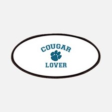 Cougar lover Patches