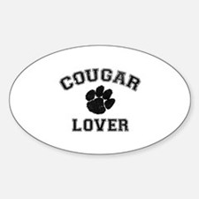 Cougar lover Decal