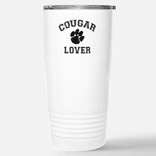 Cougar lover Travel Mug