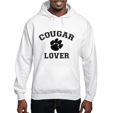Cougar lover Hoodie