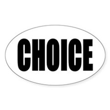 CHOICE Stickers