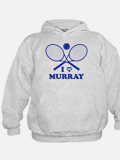 Love Murray Kids Grey Hoodie