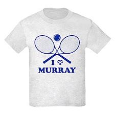 Love Murray Kids Grey T-Shirt