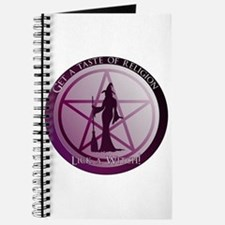 Get a taste of religion, lick a Witch Journal