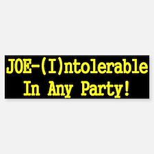 Joe Lieberman - (I)ntolerable !!!