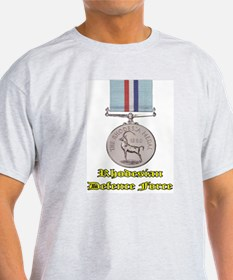Rhodesian Defence Medal T-Shirt
