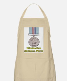 Rhodesian Defence Medal Apron