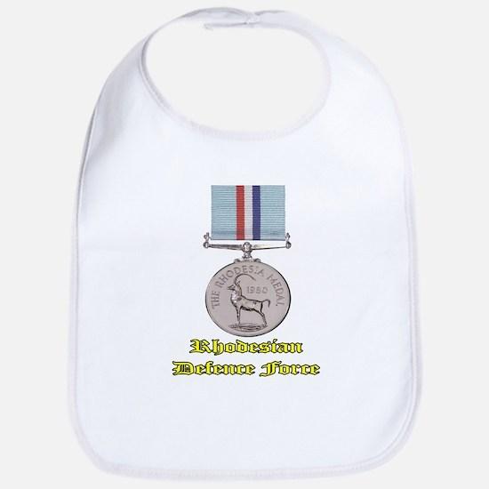Rhodesian Defence Medal Bib