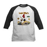 4 year old boy Baseball Jersey