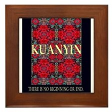 KUAN YIN MANDALA-THERE IS NO BEGINNING OR END-ONLY