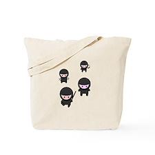Ninja Time Tote Bag