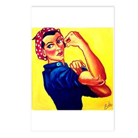 Rosie Postcards (Package of 8)