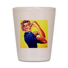 Rosie Shot Glass