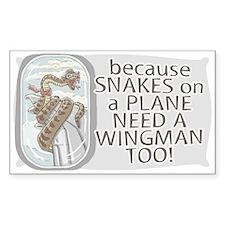 SoaP Wingman Rectangle Decal