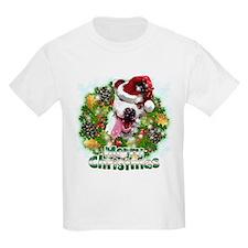 Merry Christmas Pitbull.png T-Shirt
