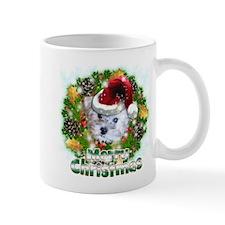 Merry Christmas Schnoodle.png Mug